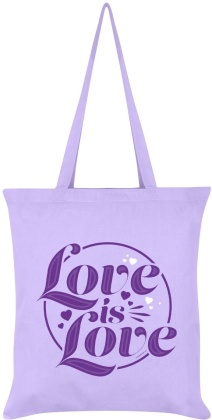 Love is Love - Lilac Tote Bag