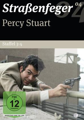 Strassenfeger 04 - Percy Stuart - Staffel 3-4 (4 DVDs)