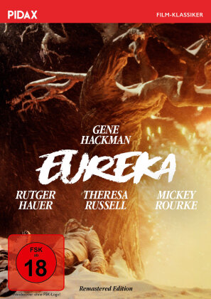 Eureka (1983) (Pidax Film-Klassiker, Remastered)