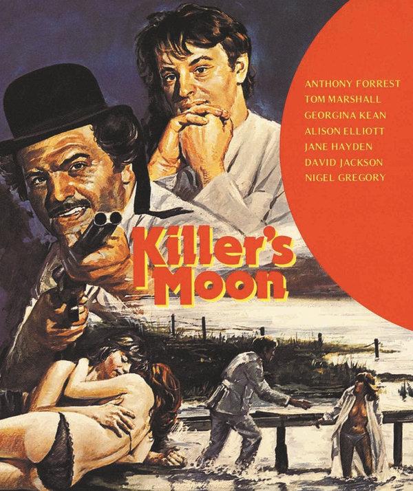 Killer's Moon (1978) (Edizione Limitata, Uncut)