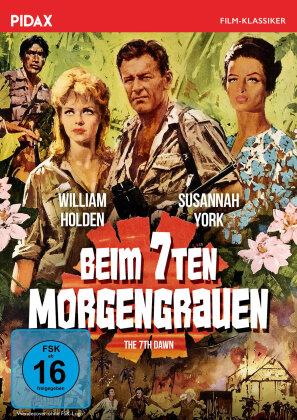 Beim 7ten Morgengrauen - The 7th Dawn (1964) (Pidax Film-Klassiker)