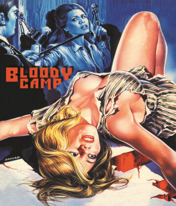 Bloody Camp (1978) (Limited Edition, Uncut)