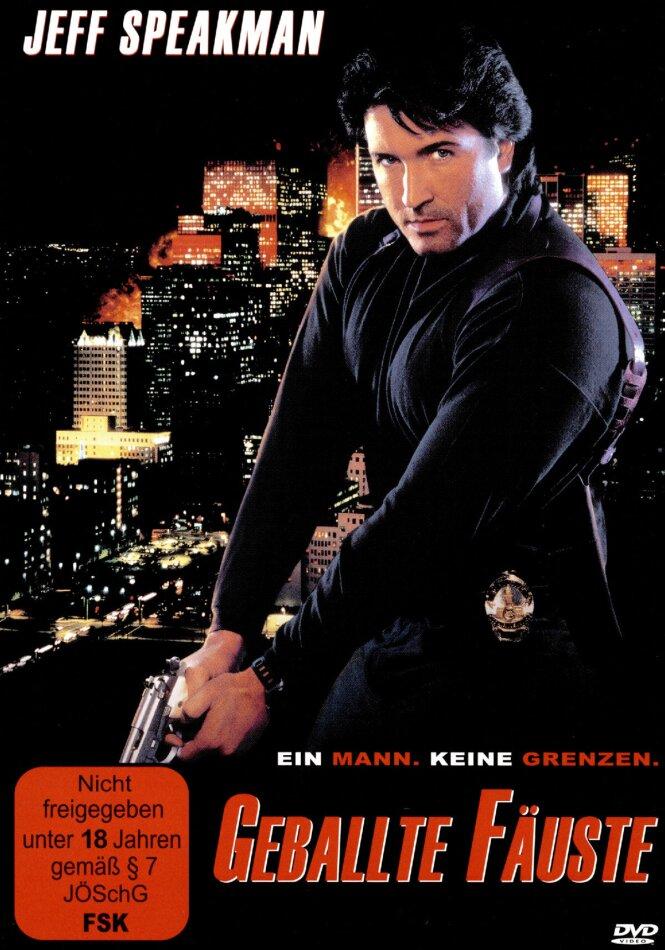 Geballte Fäuste - Street Knight (1993) (Cover B, Uncut)