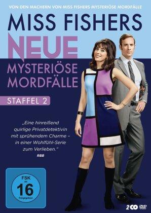 Miss Fishers neue mysteriöse Mordfälle - Staffel 2 (2 DVDs)