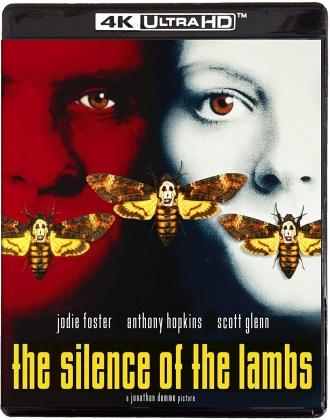 The Silence Of The Lambs (1991) (4K Ultra HD + Blu-ray)