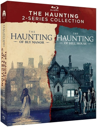 The Haunting of Bly Manor / The Haunting of Hill House - 2-Series Collection (6 Blu-rays)