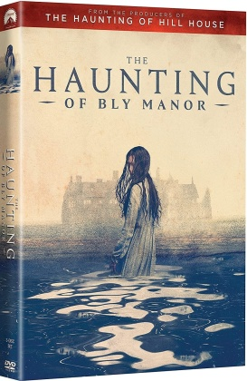 The Haunting Of Bly Manor - TV Mini Series (3 DVDs)