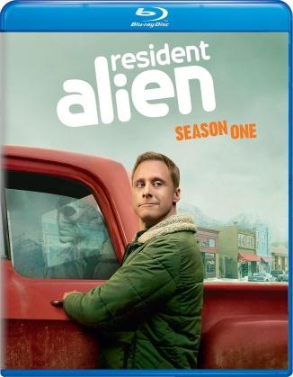 Resident Alien - Season 1 (2 Blu-rays)