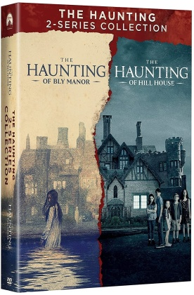 The Haunting of Bly Manor / The Haunting of Hill House - 2-Series Collection (7 DVDs)