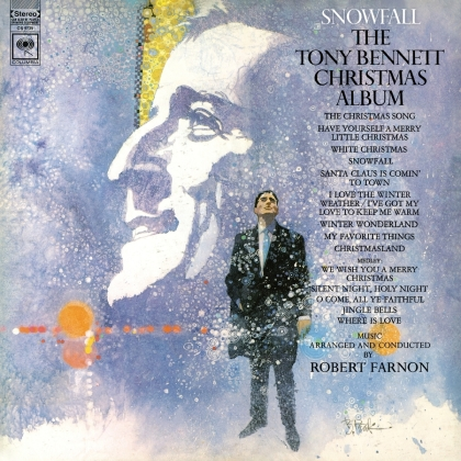 Tony Bennett - Snowfall: The Tony Bennett Christmas Album (Sony Legacy, LP)