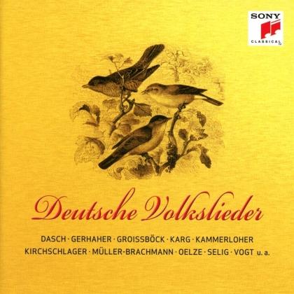 Deutsche Volkslieder (2 CDs)