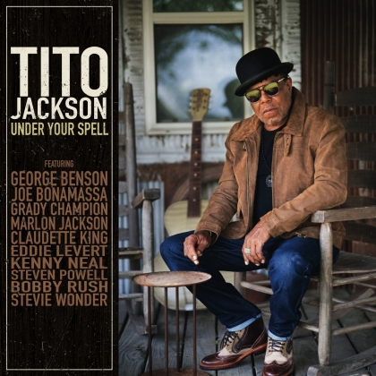Tito Jackson - Under Your Spell (LP)