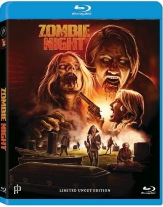 Zombie Night (2013) (Limited Edition, Uncut)