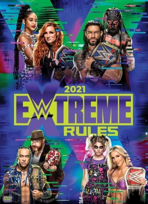 WWE: Extreme Rules 2021 (2 DVDs)