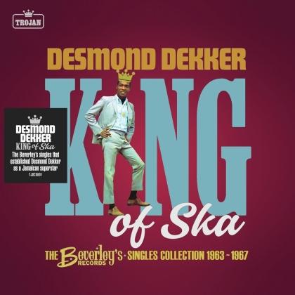 Desmond Dekker - King of Ska: The Beverley's Records Singles Collection (2 CDs)