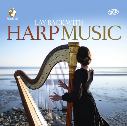 Settle Back With Harp Music (2 CDs)