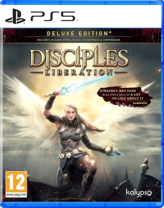Disciples: Liberation (Deluxe Edition)