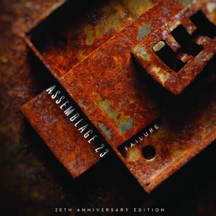 Assemblage 23 - Failure (2021 Reissue, Metropolis Records, Edizione Anniversario)