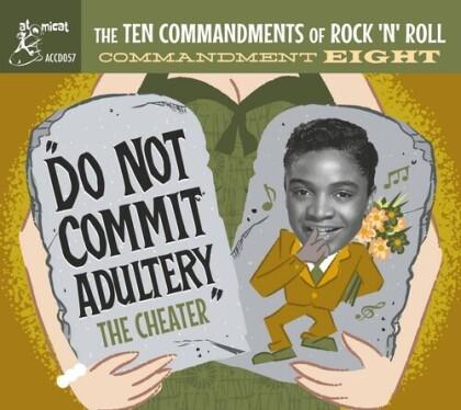 Ten Commandments Of Rock 'N' Roll