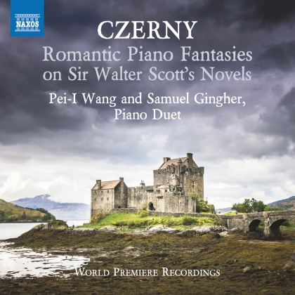 Carl Czerny (1791-1857), Pei-I Wang & Samuel Gingher - Romantic Piano Fantasies