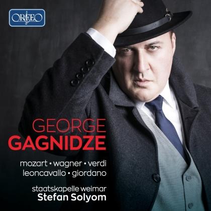 Stefan Solyom, George Gagnidze & Staatskapelle Weimar - Opera Arias