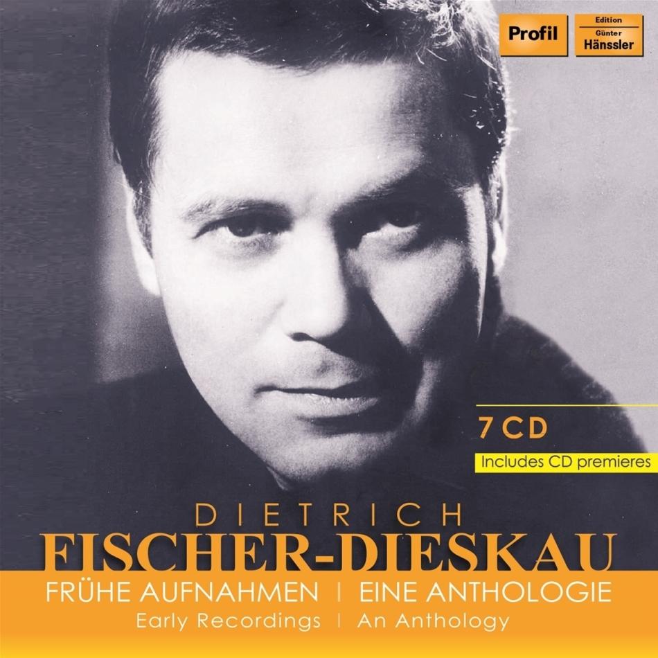 Dietrich Fischer-Dieskau - Early Recordings - Anthology (7 CDs)