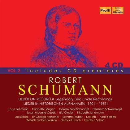 Robert Schumann (1810-1856) - Robert Schumann 2 (4 CDs)