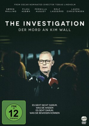 The Investigation - Der Mord an Kim Wall (2 DVDs)
