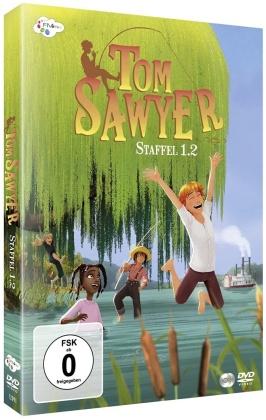 Tom Sawyer - Staffel 1.2 (2 DVDs)