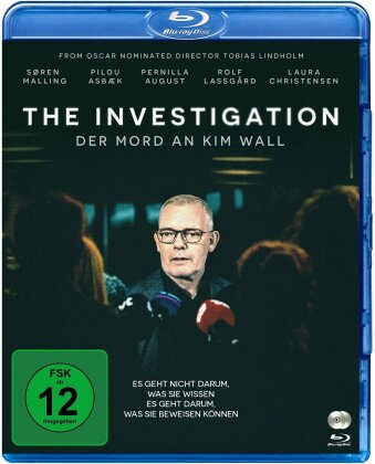 The Investigation - Der Mord an Kim Wall (2 Blu-rays)