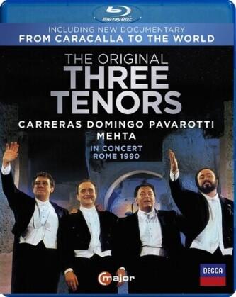 The Original Three Tenors - In Concert - Rome 1990 (Decca)