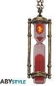 Porte-Clef 3D - Sablier Gryffondor - Harry Potter - 6 cm