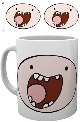 Mug - Adventure Time - Finn - Subli - 320 ml