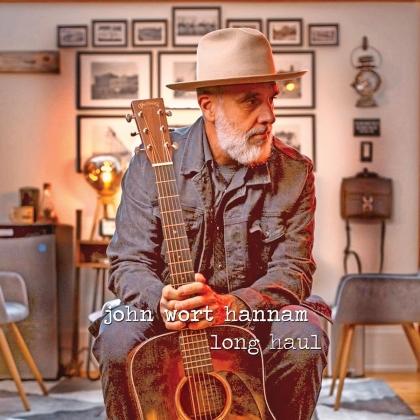 John Wort Hannam - Long Haul (LP)