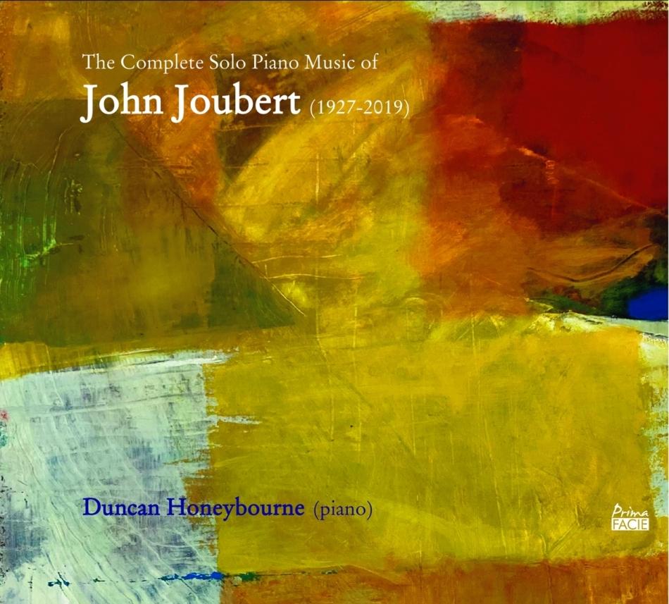 John Joubert (*1927) & Duncan Honeybourne - The Complete Solo Piano Music Of John Joubert (2021 Reissue, Prima Facie, 2 CDs)