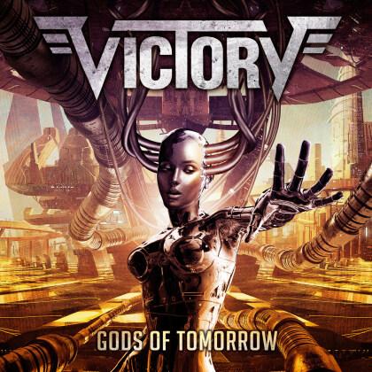Victory - Gods Of Tomorrow (Digipack)