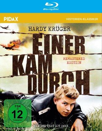 Einer kam durch (1957) (Pidax Historien-Klassiker, Remastered)