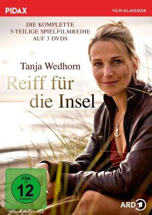 Reiff für die Insel - Die komplette Serie (Pidax Serien-Klassiker, 3 DVDs)