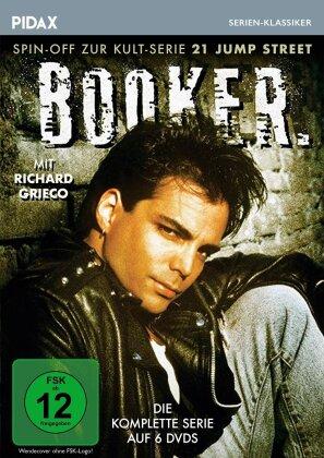 Booker - Die komplette Serie (Pidax Serien-Klassiker, 6 DVDs)