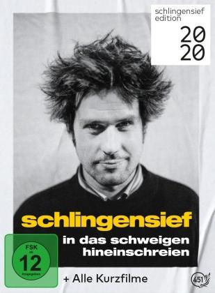 Schlingensief - In das Schweigen hineinschreien + alle Kurzfilme (2020) (Special Edition, 2 DVDs)