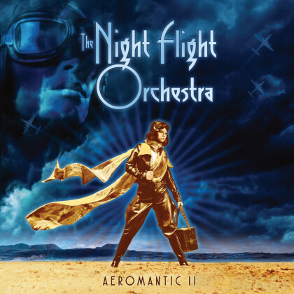 The Night Flight Orchestra - Aeromantic II (Digipack)