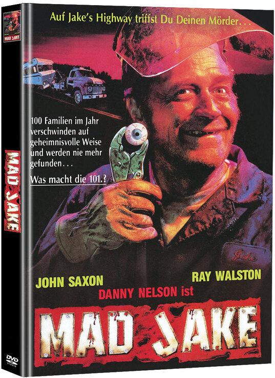 Mad Jake (1990) (Cover A, Super Spooky Stories, Limited Edition, Mediabook, Uncut, 2 DVDs)