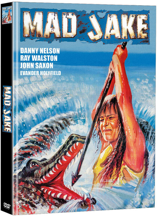 Mad Jake (1990) (Cover B, Super Spooky Stories, Limited Edition, Mediabook, Uncut, 2 DVDs)