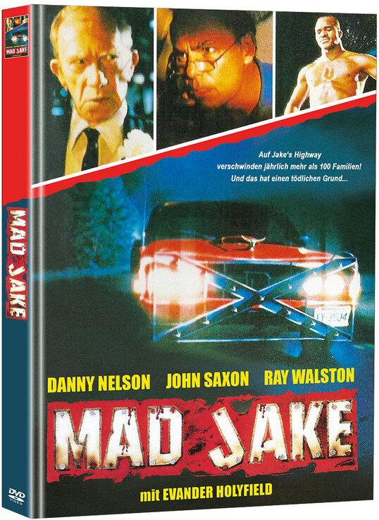 Mad Jake (1990) (Cover D, Super Spooky Stories, Limited Edition, Mediabook, Uncut, 2 DVDs)