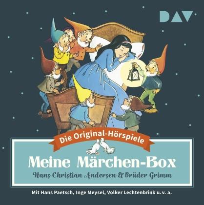 Meine Märchen-Box - Die 34 schönsten Märchen (6 CDs)