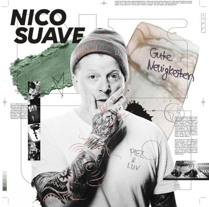 Nico Suave - Gute Neuigkeiten (Deluxe Edition, 2 CDs)