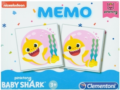 Memo Kompakt - Baby Shark