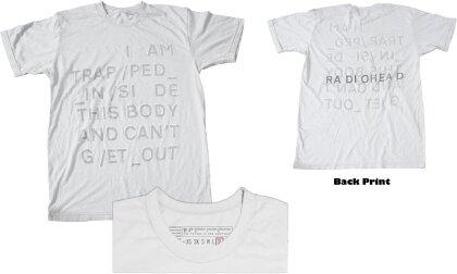 Radiohead: Trapped - T-Shirt