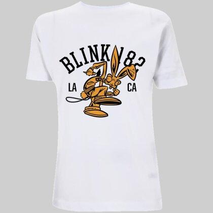 Blink 182 - College Mascot T-Shirt