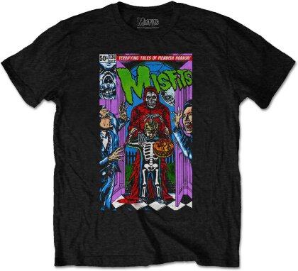 Misfits - Trick or Treat (Black) T-Shirt - Grösse XL